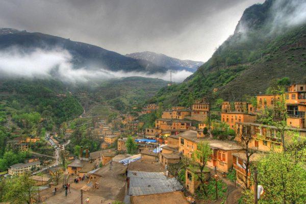 Nature- Masooleh