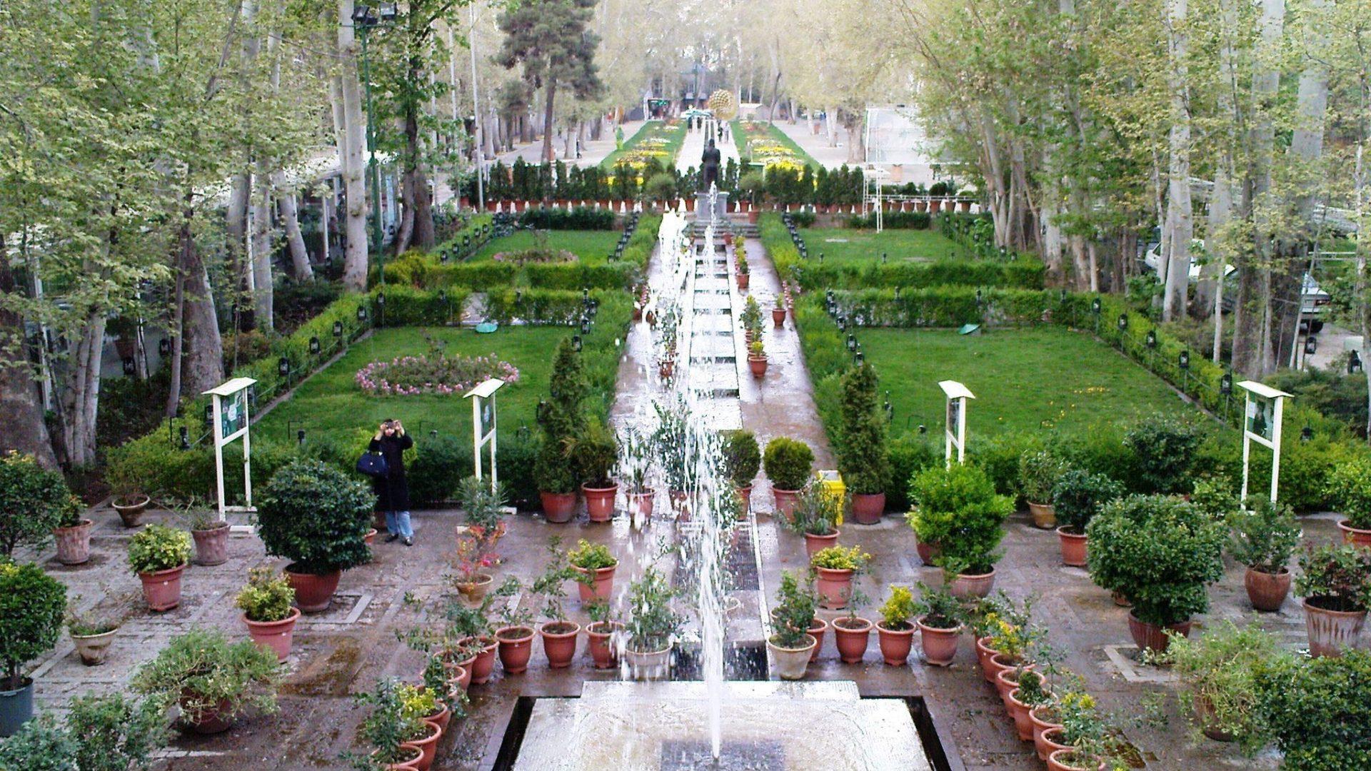 باغ فردوس - تهران